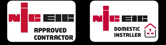 Ace Electrics approved NIC EIC Electrical Contractor