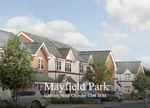 Edwards Homes - Mayfield Park Saltney