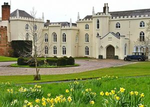 Combermere Abbey - £2 million pound restoration